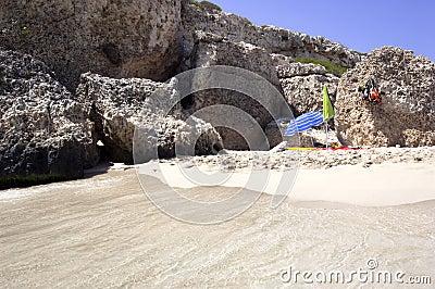 Sandy Beach, Majorca