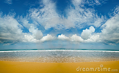 Sandy dezerterował plażę