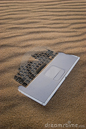 Sandy Notebook