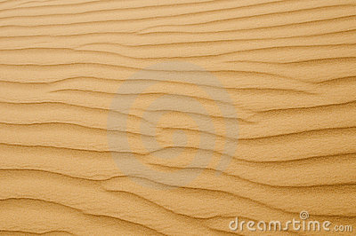 Sandy waves