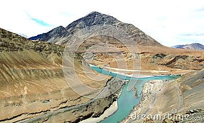 Sangam river