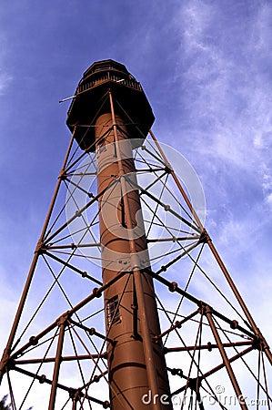 Free Sanibel Island Lighthouse Royalty Free Stock Image - 1816326