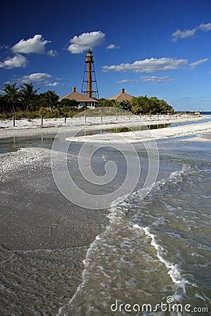 Free Sanibel Island Lighthouse Royalty Free Stock Image - 22240976