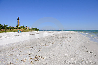 Sanibel Island Sandy Coast
