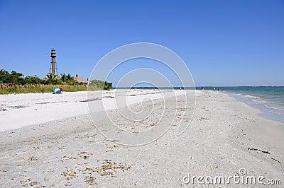 Sanibel Island Sandy Coast
