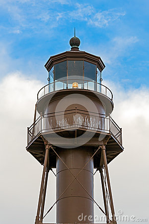 Free Sanibel LIghthouse Lantern Room Stock Photography - 52507482