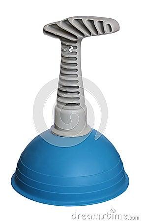 The sanitary tool.