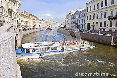 Sankt Petersburg Editorial Image