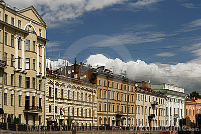 Sankt Petersburg. Editorial Stock Image