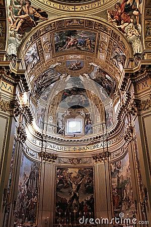 Sant Andrea Della Valle, Rome