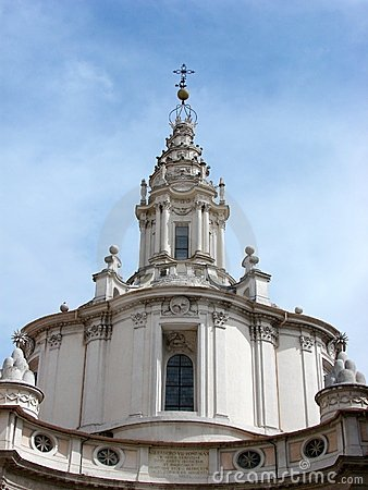 Sant Ivo alla Sapienza, Rome