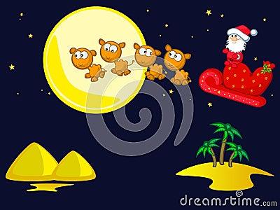 Santa in Africa