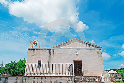 Santa Anatolia church