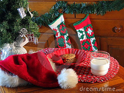 Santa attendente