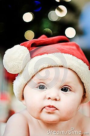 Santa Baby FAce