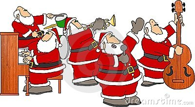 Santa Band