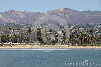 Santa Barbara, California Stock Images - Image: 25757304
