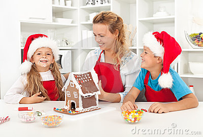 Santa came earlier this year