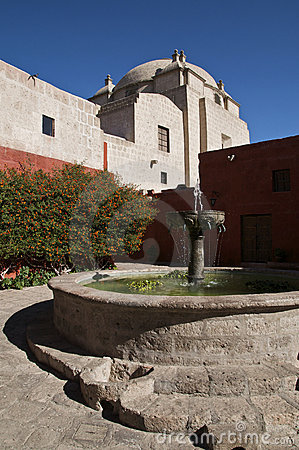 Santa Catalina Monastery Royalty Free Stock Photography - Image: 11961117