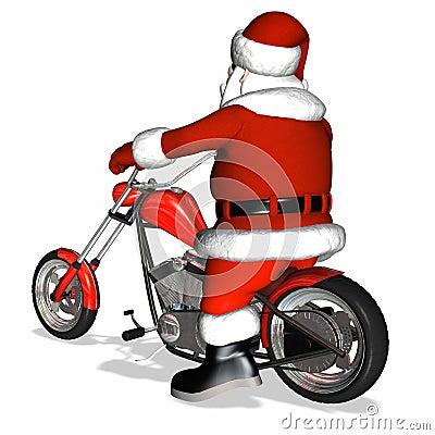 Santa Chopper 2