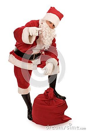 Free Santa Claus Royalty Free Stock Images - 16218809