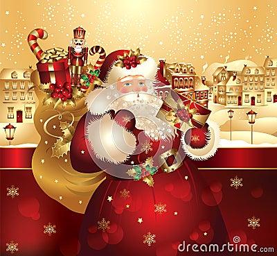 Free Santa Claus Royalty Free Stock Images - 17229019