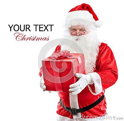Free Santa Claus Stock Photo - 22303010