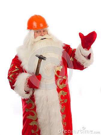 Free Santa Claus Royalty Free Stock Image - 35565436