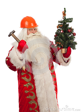 Free Santa Claus Royalty Free Stock Image - 35565476