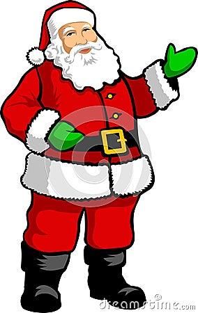 Santa Claus ai