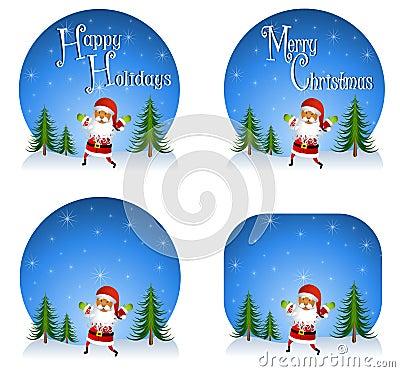 Santa Claus Backgrounds