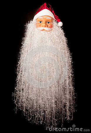 Santa Claus Big Beard