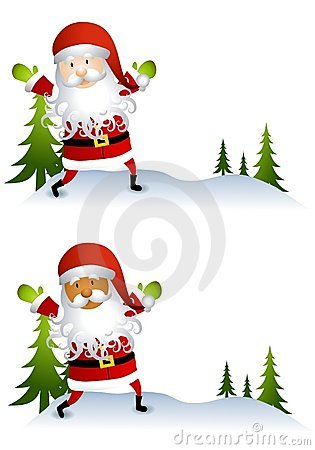 Santa Claus Cartoons