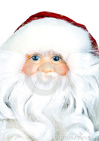Santa claus closeup