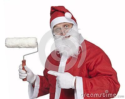 Santa claus craftman