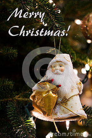Santa Claus decorations