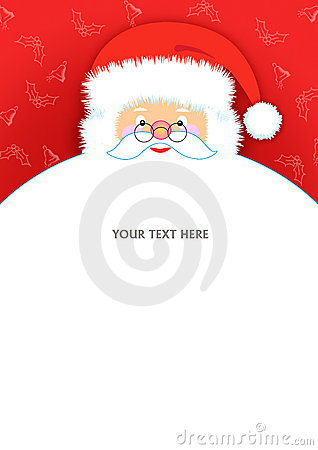 Free Santa Claus Letter Pad Royalty Free Stock Photography - 16851117