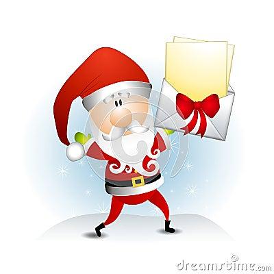 Santa Claus Letters