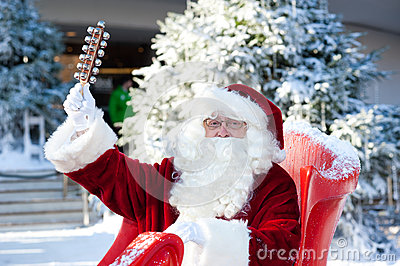 Santa Claus Editorial Stock Image