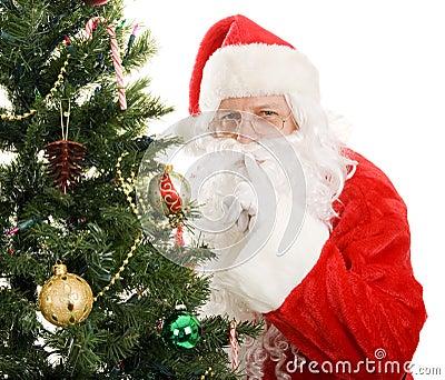 Santa Claus - Quiet