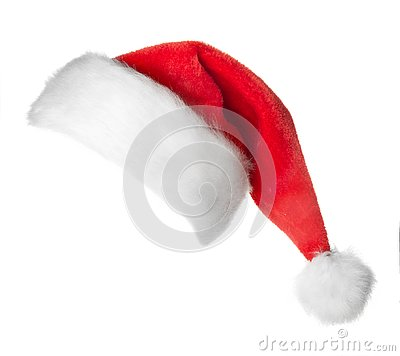 Free Santa Claus Red Hat Royalty Free Stock Photography - 130216717