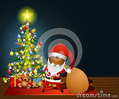 Santa Claus Sack of Toys 2