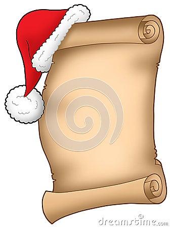 Santa Claus wish list