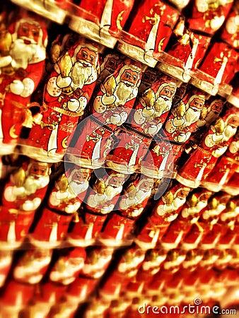 Santa Clous Figuring Free Public Domain Cc0 Image