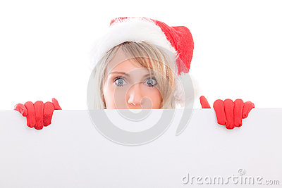 Santa copyspace