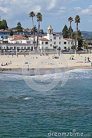 Free Santa Cruz Royalty Free Stock Image - 16077696