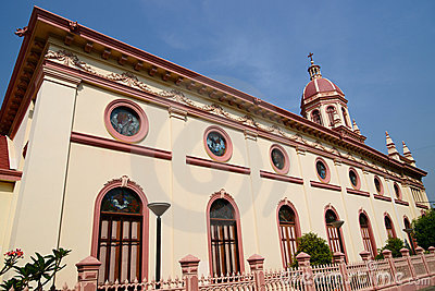 Santa Cruz Church