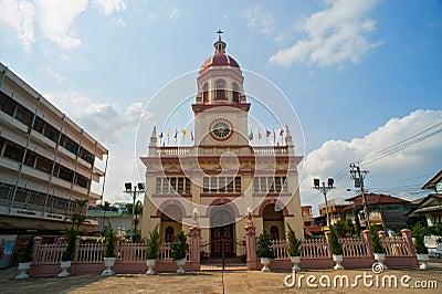 Santa Cruz Church (the Portuguese legacy in Bangkok)