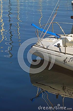 Free Santa Cruz Marina Royalty Free Stock Photo - 399935