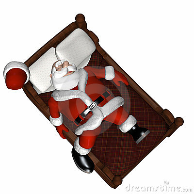 Santa - December 26th